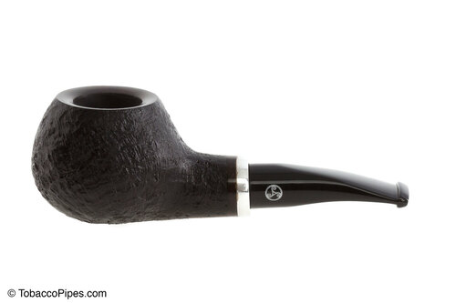 Rattray's Butcher's Boy 22 Tobacco Pipe - Sandblast Left Side