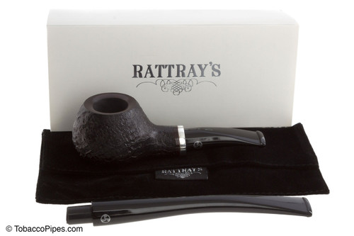 Rattray's Butcher's Boy 22 Tobacco Pipe - Sandblast