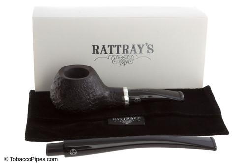Rattray's Butcher's Boy 22 Tobacco Pipe - Sandblast