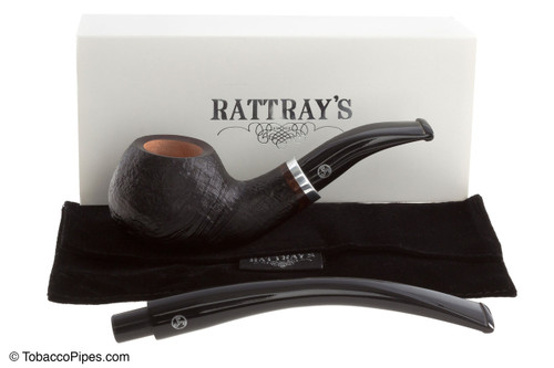 Rattray's Butcher's Boy 23 Tobacco Pipe - Sandblast