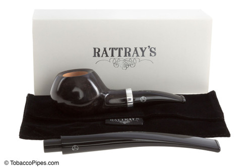 Rattray's Butcher's Boy 22 Tobacco Pipe - Grey