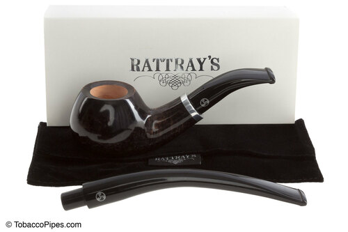 Rattray's Butcher's Boy 23 Tobacco Pipe - Grey