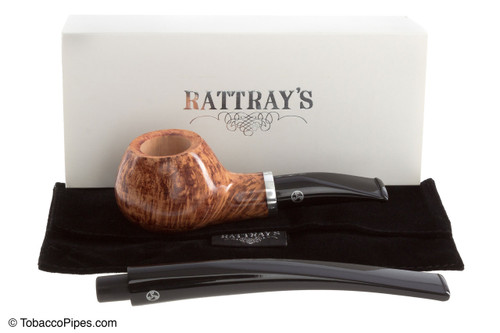 Rattray's Butcher's Boy 22 Tobacco Pipe - Natural