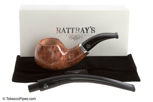 Rattray's Butcher's Boy 23 Tobacco Pipe - Natural