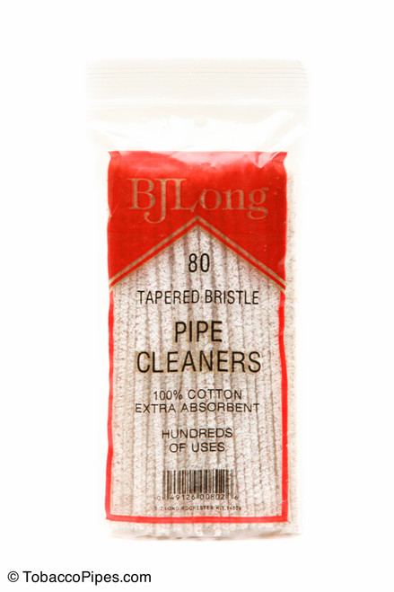 12 Pack BJ Long Pipe Cleaners 100 Count