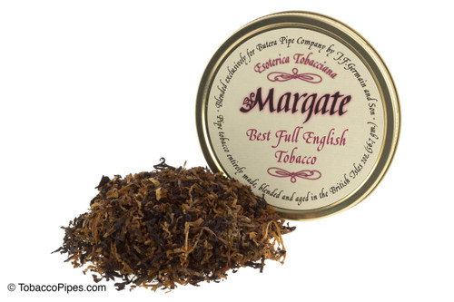 Esoterica Margate Pipe Tobacco Tins