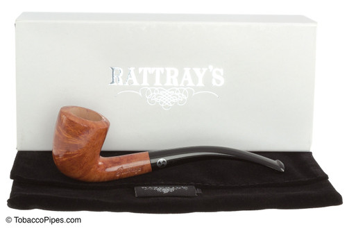 Rattray's Blower's Daughter 50 Tobacco Pipe - Natural