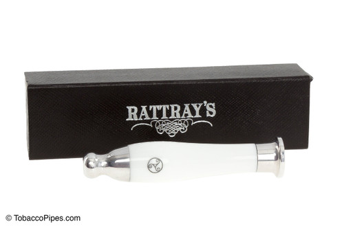 Rattray's Little Jack Tamper - White