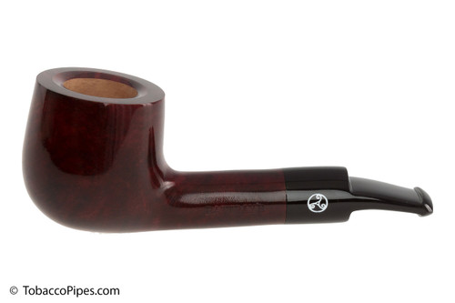 Rattray's Short Fellow 60 Tobacco Pipe - Burgundy Left Side