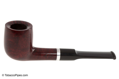 Molina Barasso Burgundy 104 Tobacco Pipe Left Side
