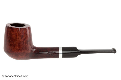 Molina Barasso Burgundy 108 Tobacco Pipe Left Side
