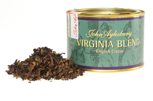 John Aylesbury Virginia Blend Pipe Tobacco - 100 g - Unsealed