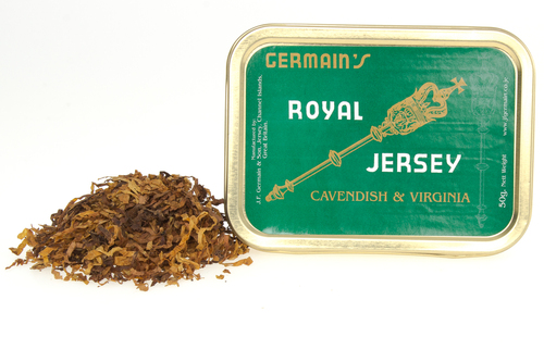 Germain Royal Jersey Pipe Tobacco - 1.75 oz - Sealed