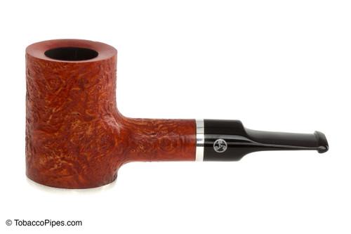 Rattray's The Judge Tobacco Pipe - Tan Sandblast Left Side