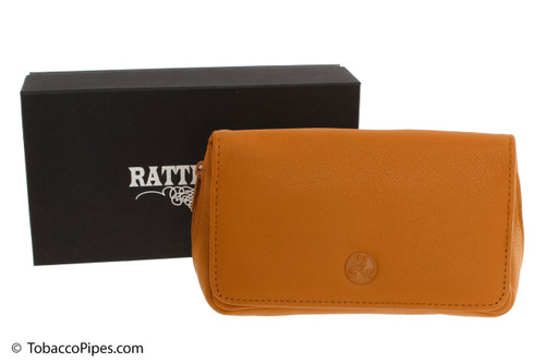 Rattray's 2 Pipe Combo Pouch - Natural