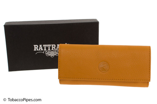 Rattray's Large Roll Up Pouch - Natural