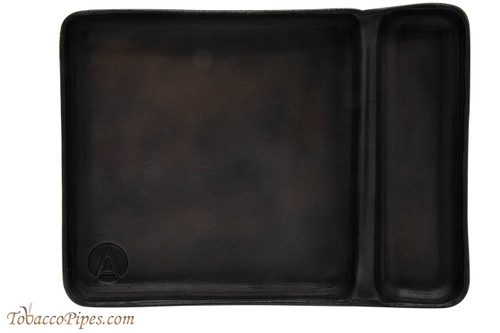 Agape Large Tobacco Tray Black