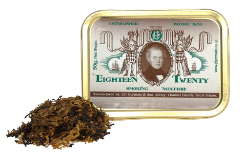 Germain's Eighteen Twenty Pipe Tobacco - 50g - Unsealed