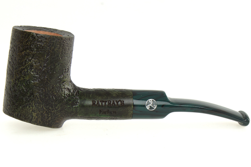Rattray's Fachen 110 Tobacco Pipe Left Side