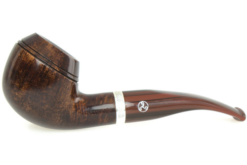 Rattray's Dark Ale 105 Tobacco Pipe Left Side