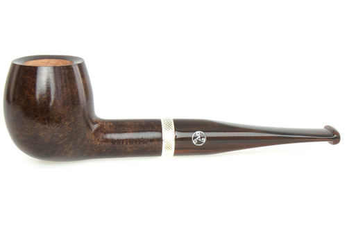 Rattray's Dark Ale 108 Tobacco Pipe Left Side