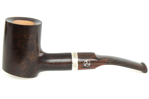 Rattray's Dark Ale 110 Tobacco Pipe Left Side