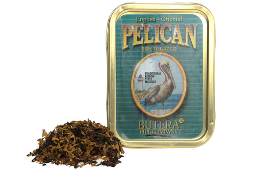 Butera Pelican Pipe Tobacco - Sealed