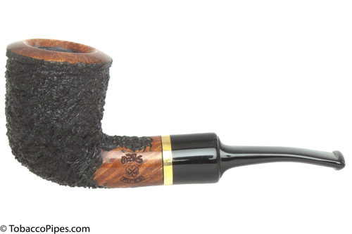 OMS Pipes KT209 Dublin Fieldmaster  Tobacco Pipe Left Side