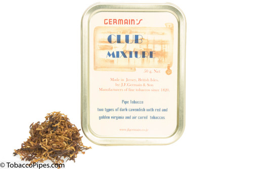 Germain Club Mixture Pipe Tobacco - 1.75 oz Cut