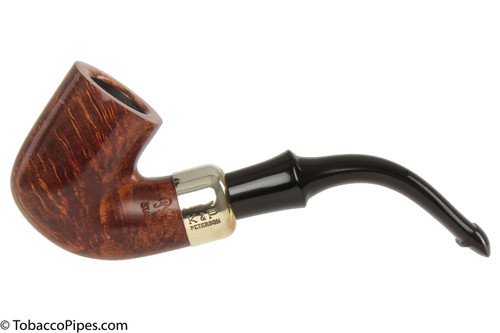 Peterson Standard Smooth 313 Tobacco Pipe PLIP Left Side