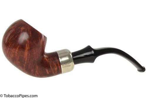 Peterson Standard Smooth 303 Tobacco Pipe Fishtail Left Side