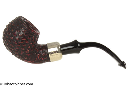 Peterson Standard Rustic 303 Tobacco Pipe PLIP Left Side