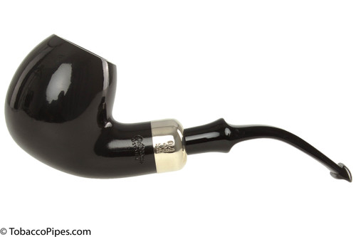 Peterson System Ebony B42 Tobacco Pipe PLIP Left Side