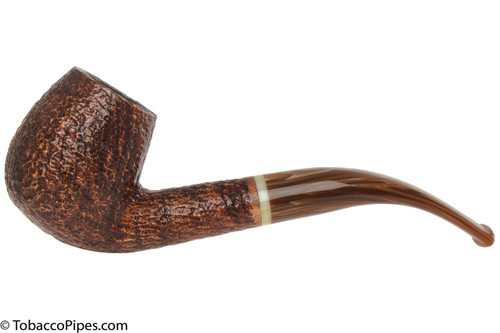 Savinelli Dolomiti 602 Tobacco Pipe - Rusticated