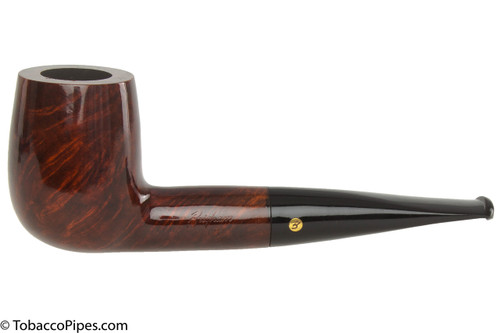 Brigham Giante 1201 Brown Tobacco Pipe - Smooth