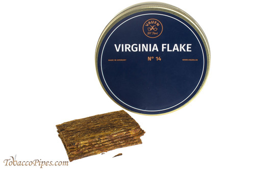 Vauen Virginia Flake No. 14 Pipe Tobacco Tin - 50g