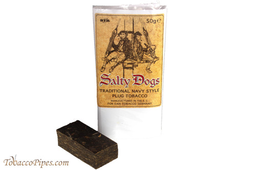 Dan Tobacco Salty Dogs Pipe Tobacco - 50g