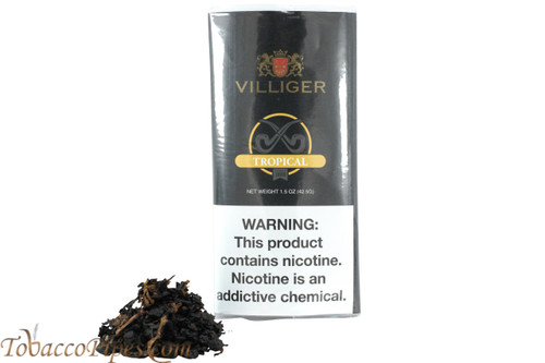 Villiger Tropical Export Pipe Tobacco Pouches