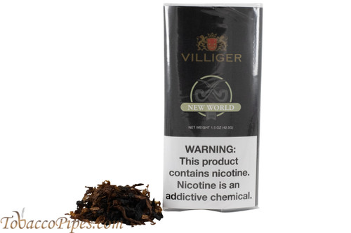 Villiger New World Export Pipe Tobacco Pouches