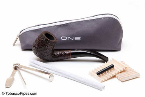 Savinelli One Rustica 601 Tobacco Pipe Kit