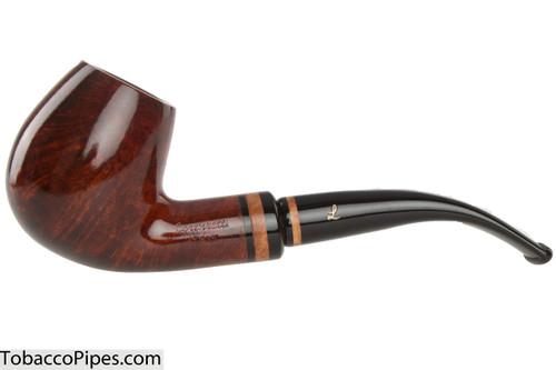 Lorenzetti Caesar 24 Tobacco Pipe - Bent Billiard Smooth