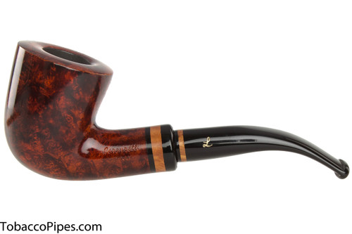 Lorenzetti Caesar 47 Tobacco Pipe - Bent Dublin Smooth