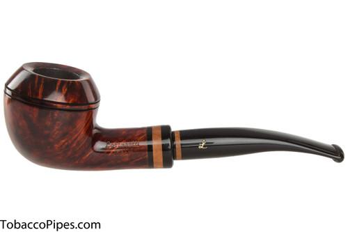 Lorenzetti Caesar 37 Tobacco Pipe - Rhodesian Smooth