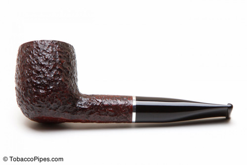 Savinelli Pocket Brownblast 106 Tobacco Pipe Left Side