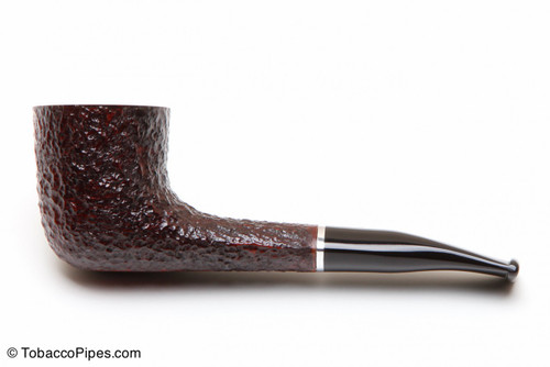 Savinelli Pocket Brownblast 404 Tobacco Pipe Left Side
