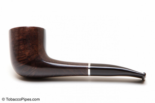 Savinelli Pocket Liscia 404 Tobacco Pipe Left Side