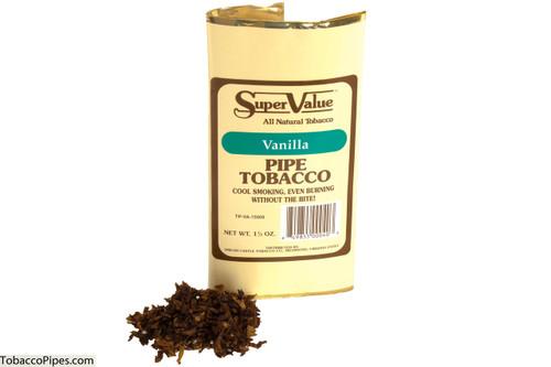 Super Value Vanilla Pipe Tobacco