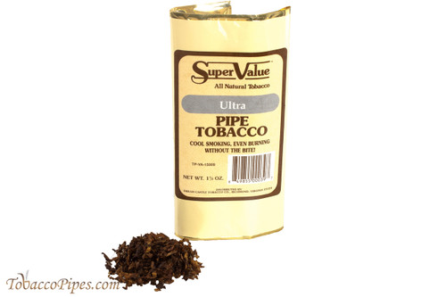 Super Value Ultra Pipe Tobacco