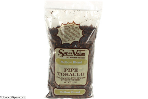 Super Value Mellow Blend Pipe Tobacco 12 oz.