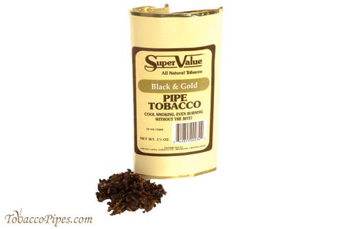 Super Value Black & Gold Pipe Tobacco